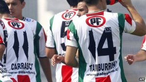 Palestino_Chile_Football_kit