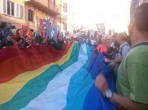 Marcia Pace: partita la Perugia - Assisi
